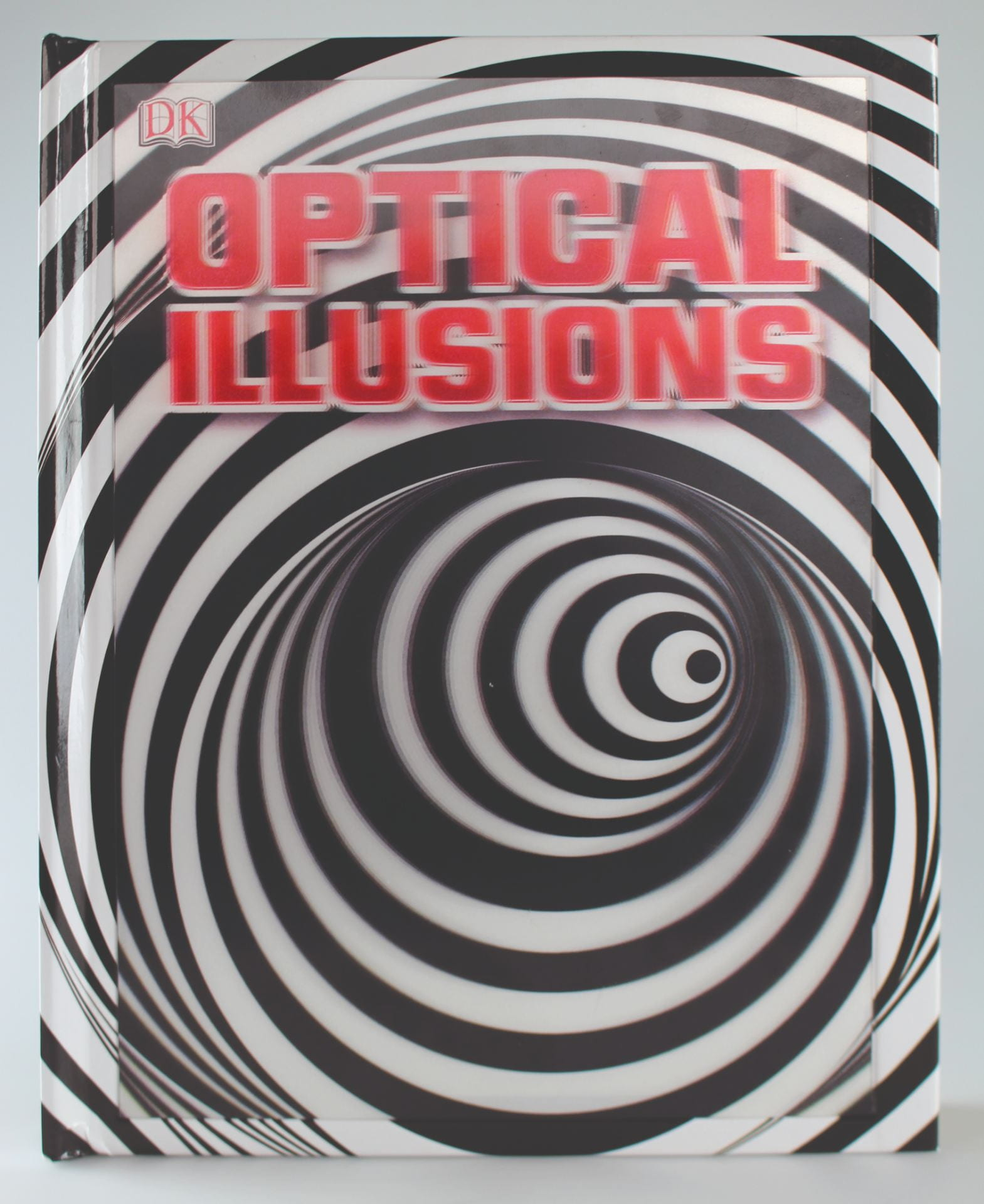 'Optical Illusions' Information Pop-Up Book, Project Art Editor & Paper Engineer Jemma Westing