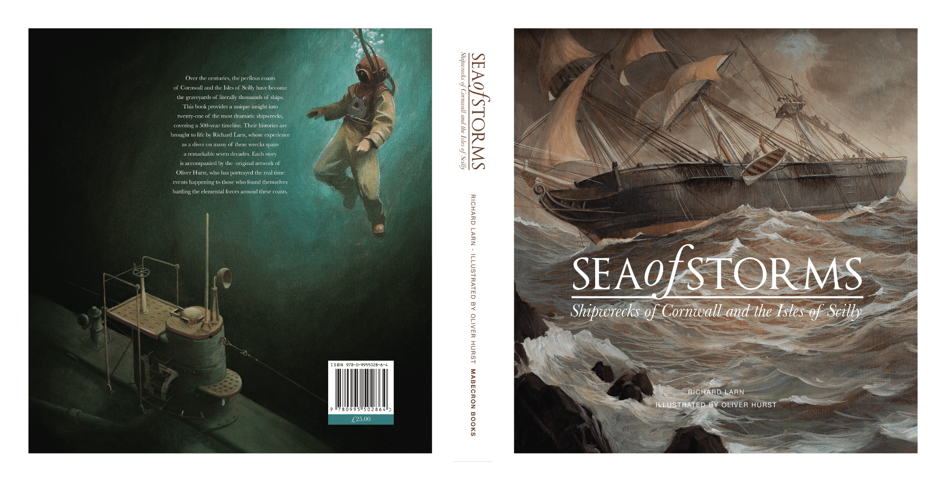 Sea of Storms, published by Mabecron Books