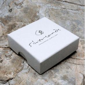 'Silversands' Handmade Silver Jewellery Packaging