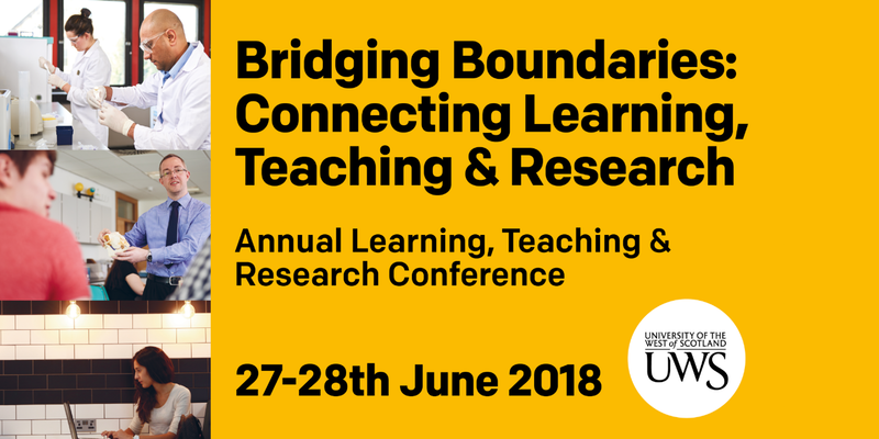 Call for Abstracts: UWS Annual Learning, Teaching & Research Conference