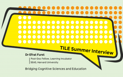 Bridging Cognitive Sciences and Education: An Interview with Dr Efrat Furst