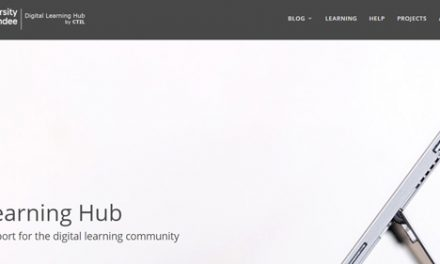 New Digital Learning Hub