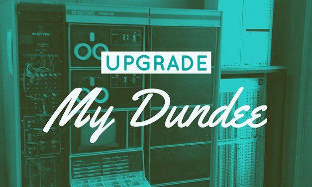 My Dundee July Upgrade