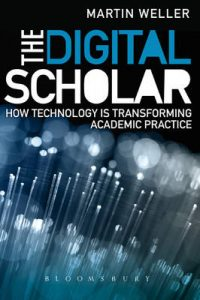 Cover of the book - the digital scholar