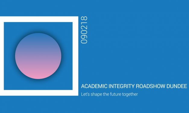 Academic Integrity event.