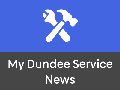 My Dundee Service News