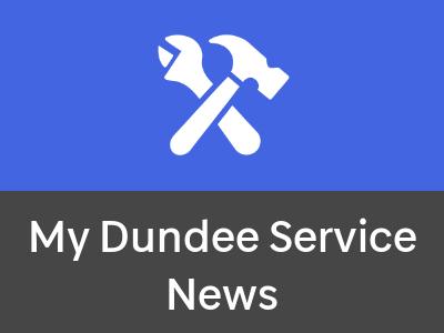 My Dundee Service News