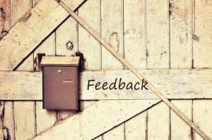 postbox for feedback