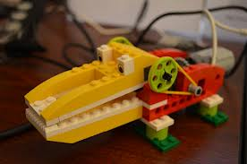 lego wedo crocodile instructions