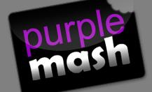 purple mash logo