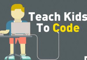 teaching kids to code