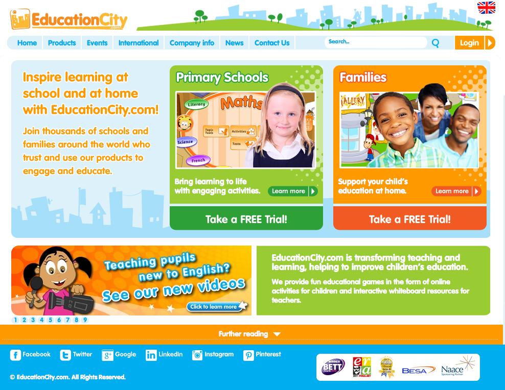 education city uk