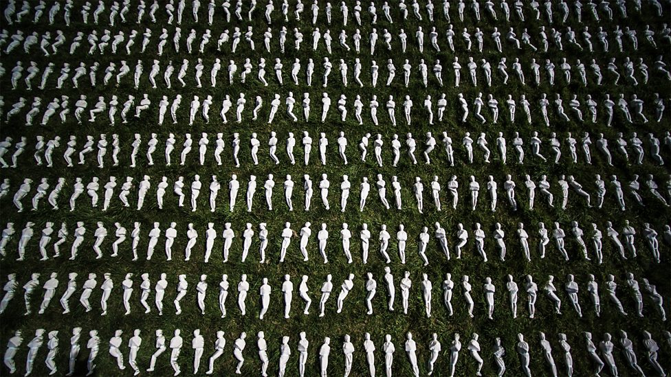 Shrouds of the Somme, 2016, Rob Heard