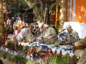 Sur Prabat, a concert arranged by Rajaguru Smruti in Kumara Park, Bangalore