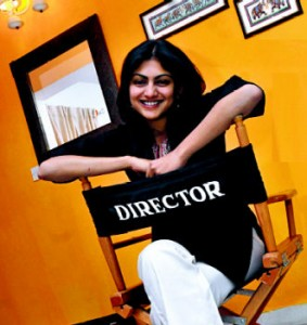 "Pavitra Chalam, Director of the award winning film ""Indelible."""