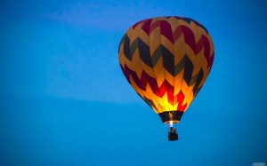 Let's put some of the hot air back into teaching!
