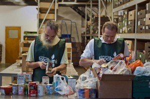 The Trussell Trust, a major charity providing food banks, has recently stated that between April and December last year, around 500,000 people were given three days' worth of food at its banks. This figure suggests that 8 per cent of the population have had to resort to charity food hand-outs.