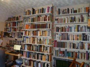 """A room without books is like a body without a soul."" ―  attributed to Cicero"