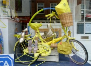 The shopkeepers of York were inspired by the Tour de France which visited the city this weekend. Can such inspiration be harnessed for teaching and learning?