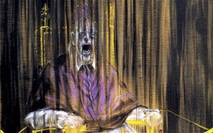 It's enough to make a Pope scream! (with many apologies to Francis Bacon)