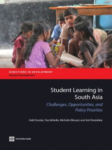 The World Bank Report provides a detailed account of the current state of education within the south Asia region. It raises many issues, but can it assist in finding solutions?
