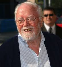 Richard Attenborough. admired and portrayed the lives of those committed to social justice and lived his life by their example.