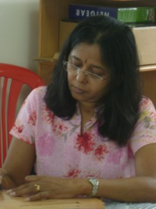 Jayashree Rajanahally the leading influence behind the MA in Special and Inclusive Education in Bangalore