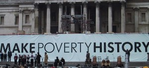 Campaigners for the eradication of poverty are beginning to despair. Will poverty in the UK ever become a historical concept.