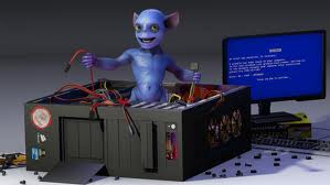 Is this the Gremlin that caused some aggravation over the past couple of days?