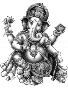 Perhaps Ganesha can assist us all as we confront the monolith that is education bureaucracy!
