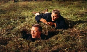 Fortunately life is seldom as dramatic as that portrayed here by Richard Attenborough and Steve McQueen in the Great Escape. Sometimes it just feels that way!