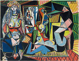 Picasso's Les Femmes d'Alger, when will we see this work again?