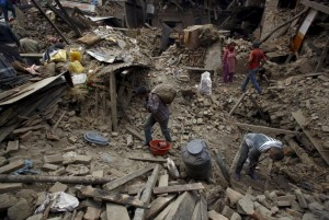 It will take many years for Nepal to recover from this terrible situation.