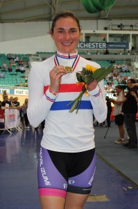 Dame Sarah Storey - an inspiration to anyone who rides a bike, and hopefully to those who have not yet made their first few wobbly metres on a cycle.