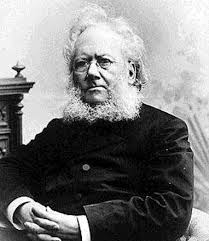 Henrik Ibsen. I think he understood human nature somewhat better than I do!