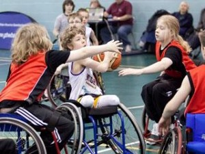 Everyone a potential athlete - regardless of need or ability