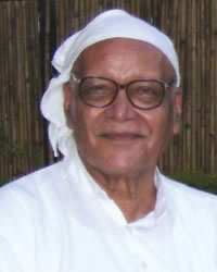 Krishna Nath (1934 - 2015) activist, writer and scholar