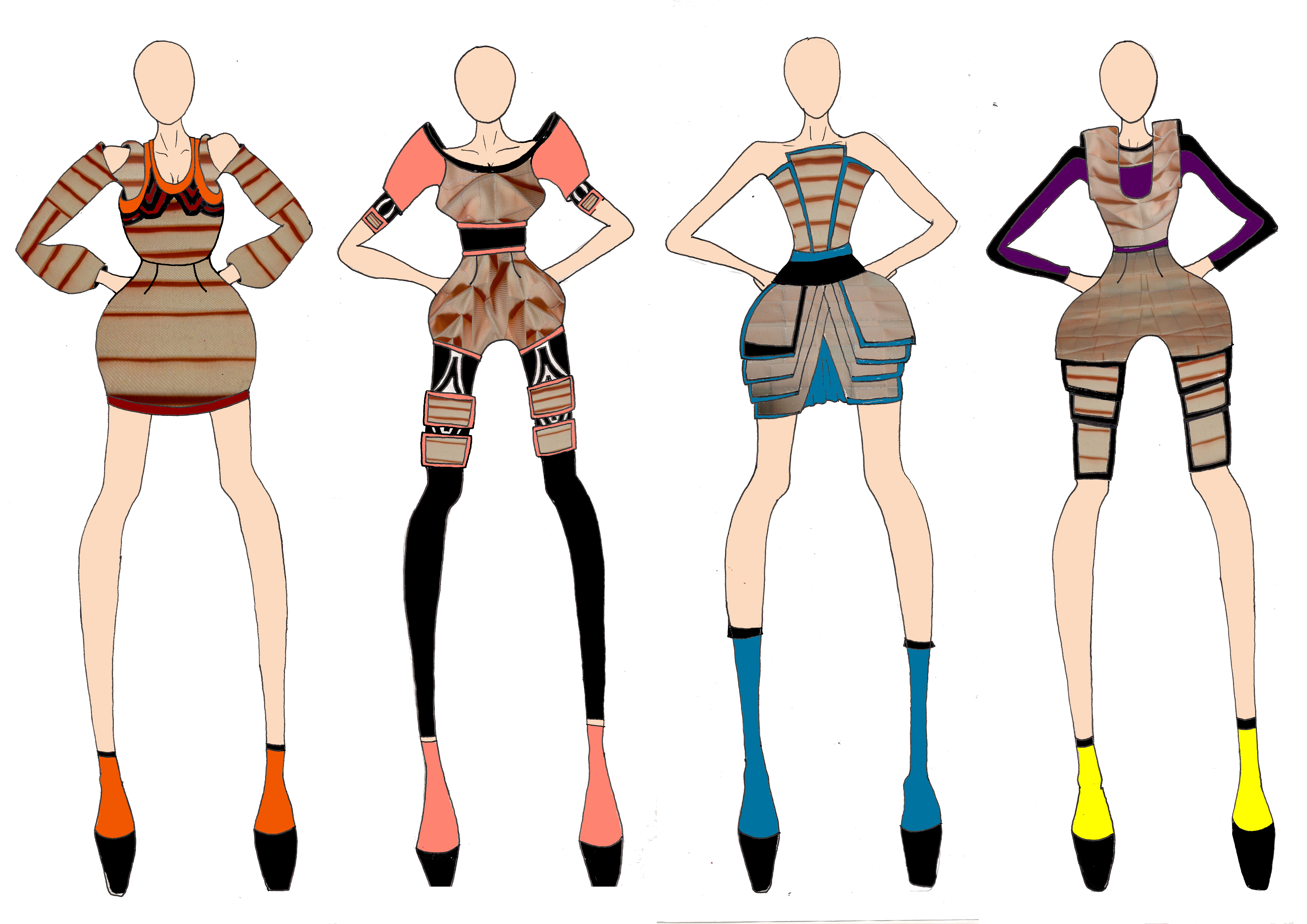 Fusion Theme Fashion Design Development Jeff Evangelista