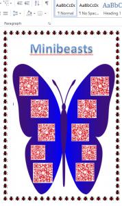 MINIBEAST QR Code