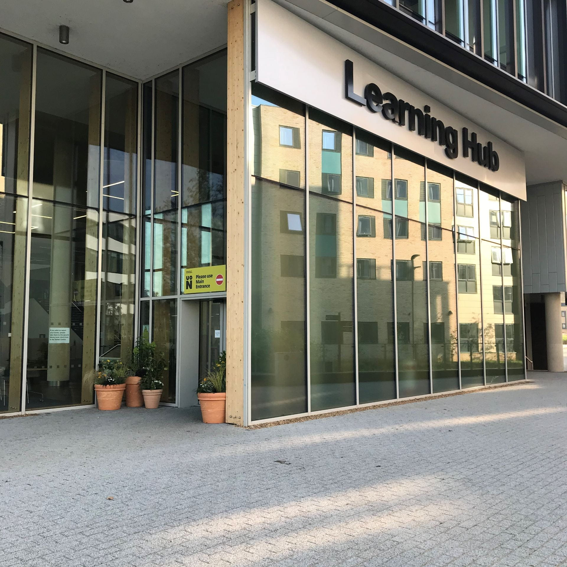 The Learning Hub
