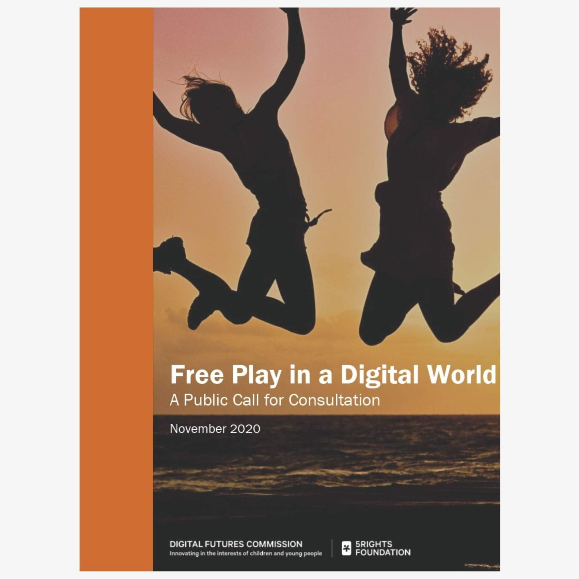 cover of Free Play in a Digital World