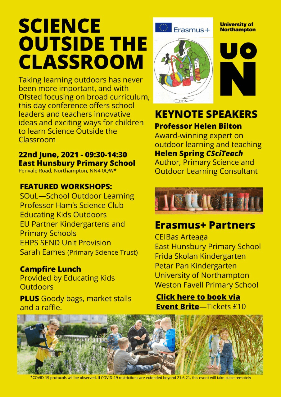 info for sciecne outside the classroom course