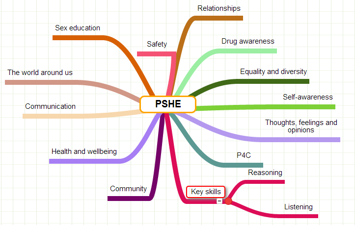 Pshe on Map Reading Skills