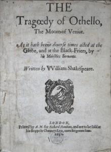 Othello (Wikimedia Commons)
