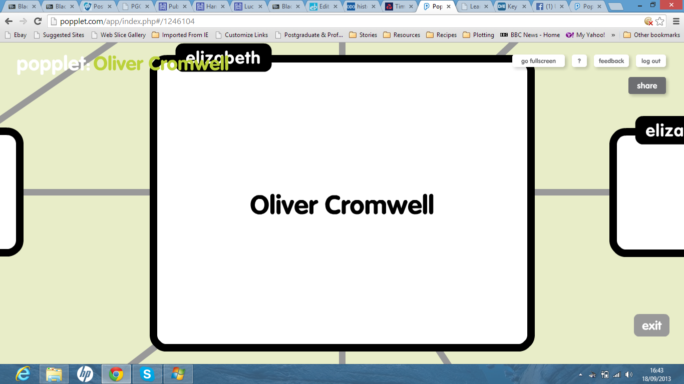 essay on oliver cromwell