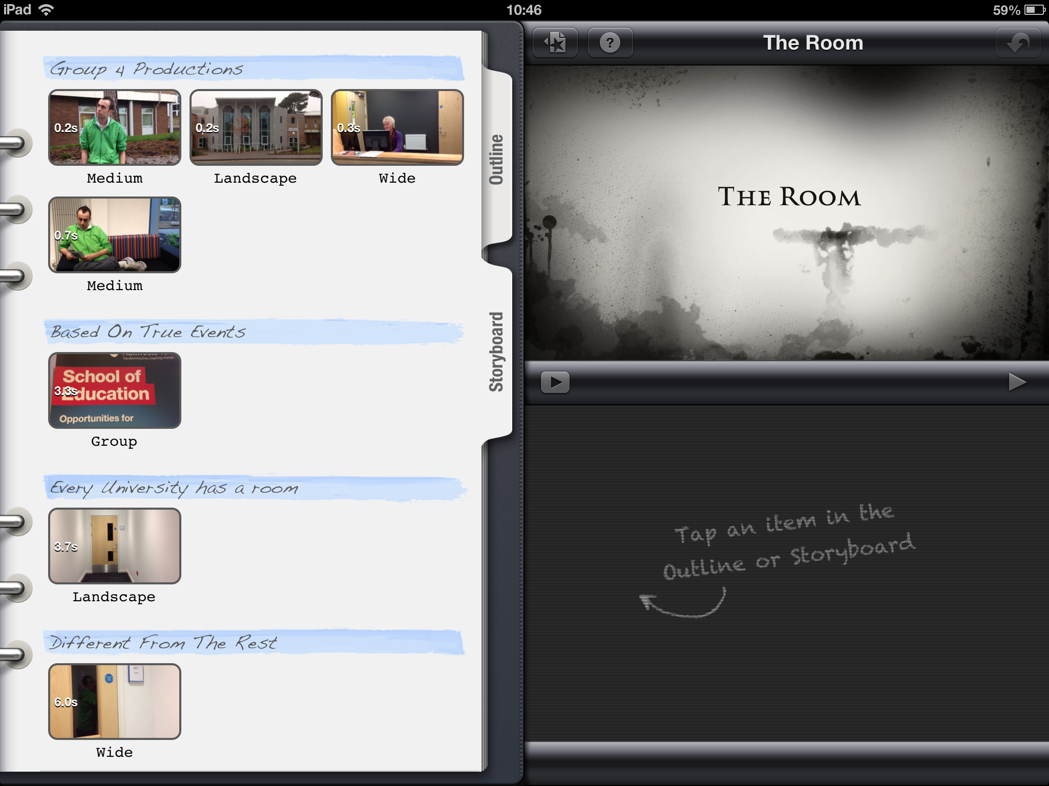 Great Imovie Template Photos >> How To Create Awesome Slideshow ...