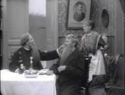 Sequence Analysis: Nikolai Larin, The Merchant Bashkirov's Daughter (Doch´ kuptsa Bashkirova, 1913)