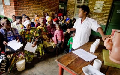 How Education Can Save Thousands of Women and Babies during Childbirth