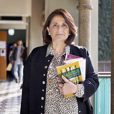 Abla Sibai wins the 2020 L'Oreal- UNESCO For Women in Science Award