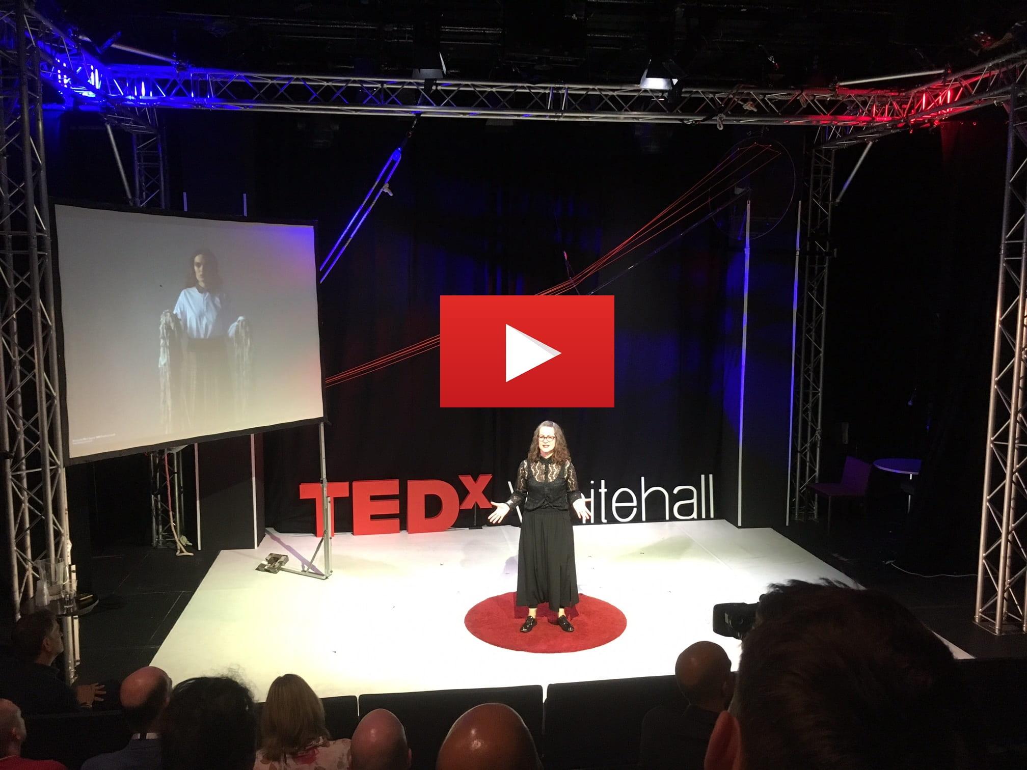 Frances Corner TEDx Talk